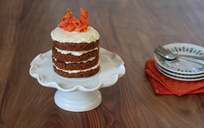 carrotcakeplates & Mini Carrot Cake (gluten free\u2026) | Winston \u0026 Main