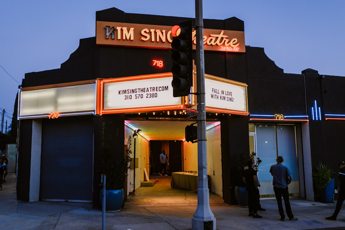 Kim Sing Theatre an Event Space, and Hotel in DTLA.